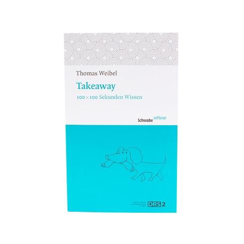 Takeaway - 100 Sekunden Wissen book cover