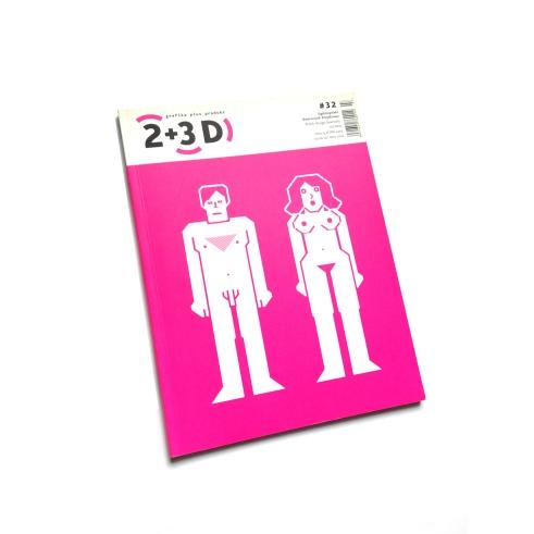 2+3D Magazine