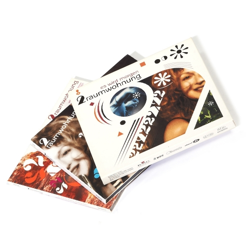 2Raumwohnung cd artworks