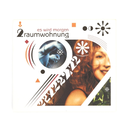 2Raumwohnung Es wird Morgen album artwork