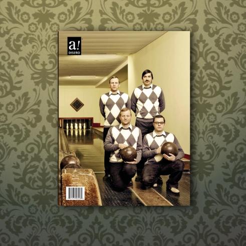A! Diseño No. 107 cover