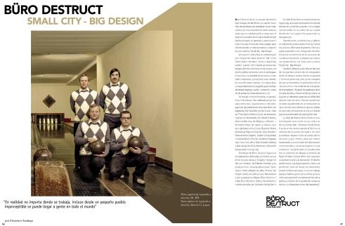 A! Diseño No. 107 spread