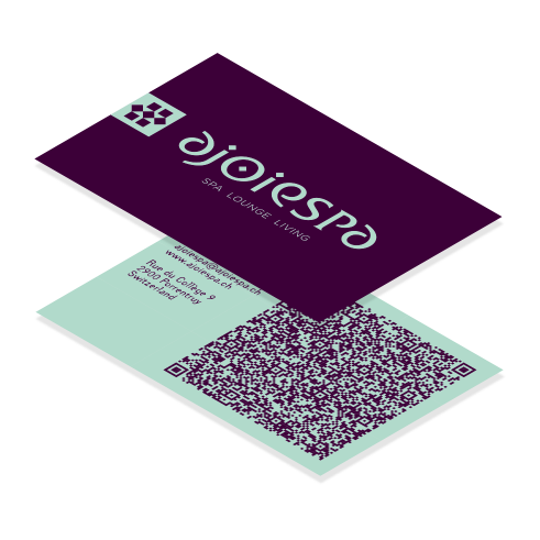 Ajoiespa business cards
