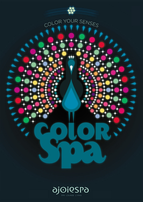 Ajoiespa Colorspa poster