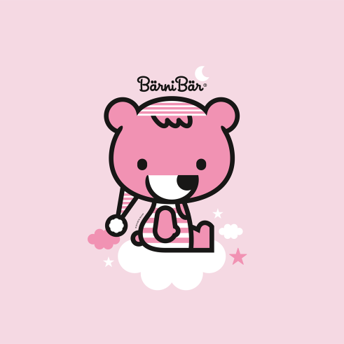 Bärni Bär baby body