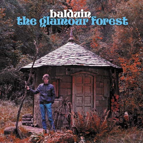 Balduin The Glamour Forest EP cover