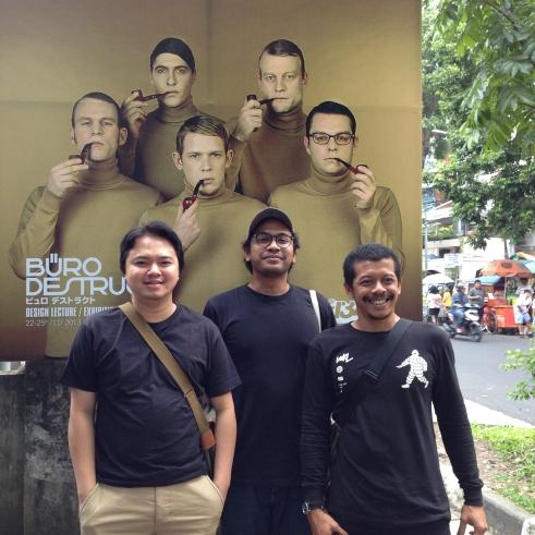 8ung Bandung roadies