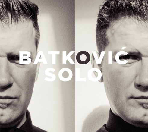 Batkovic Solo CD cover