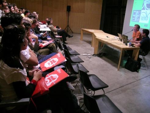 Chile Stopover lecture