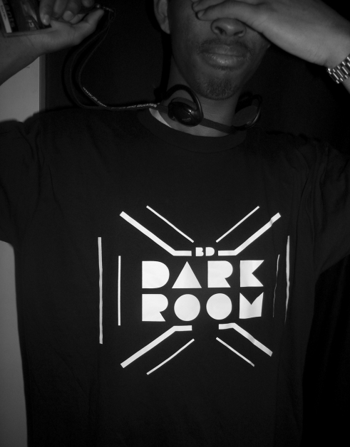 Dark Room Logo T-Shirt