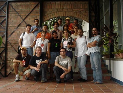 Stopover Ecuador workshop