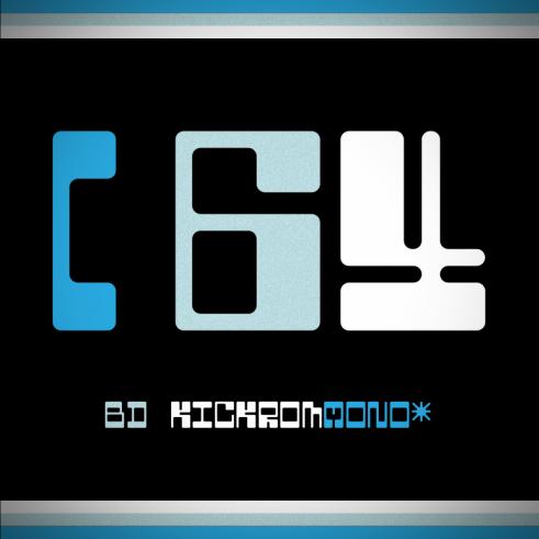 BD Kickrom Mono Font
