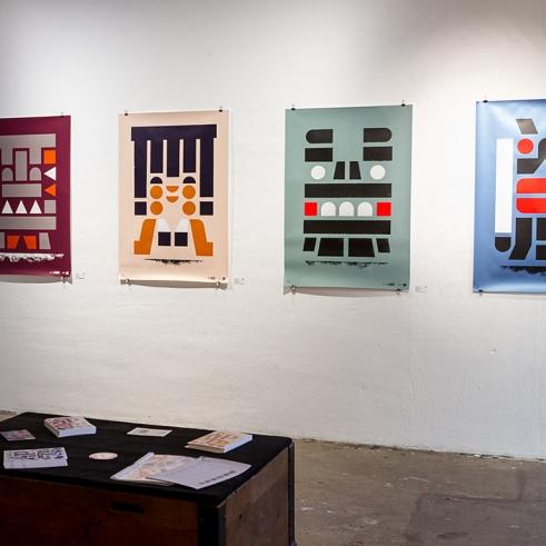 BD20 Tribler Exhibition at Soon Art
