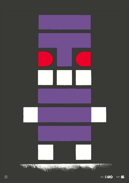 Büro Destruct Tribler Mummy poster