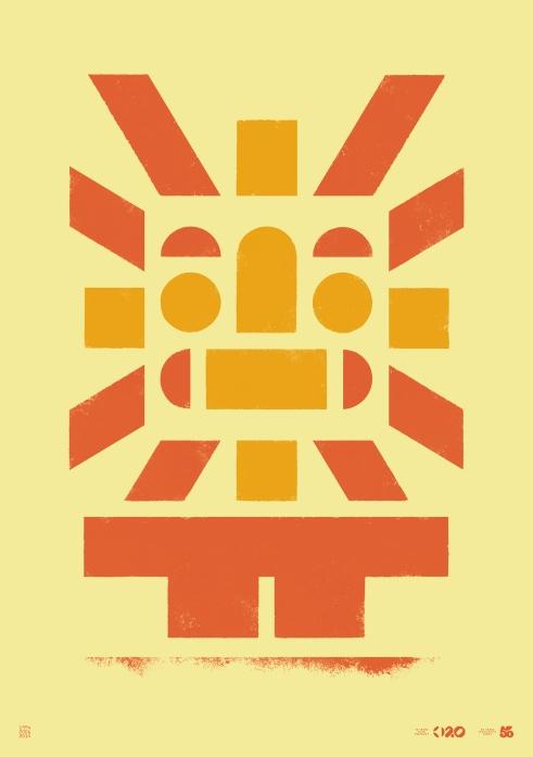 Büro Destruct Tribler Sun poster