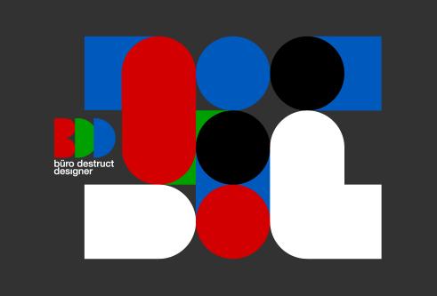 BDD Büro Destruct Designer
