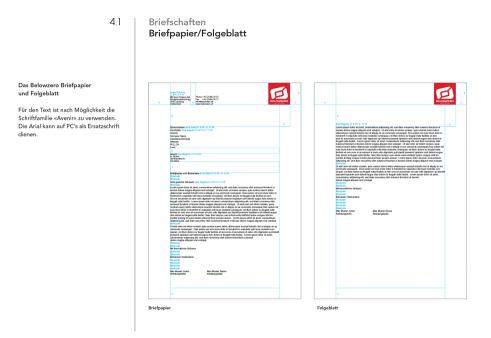 Belowzero corporate identity manual