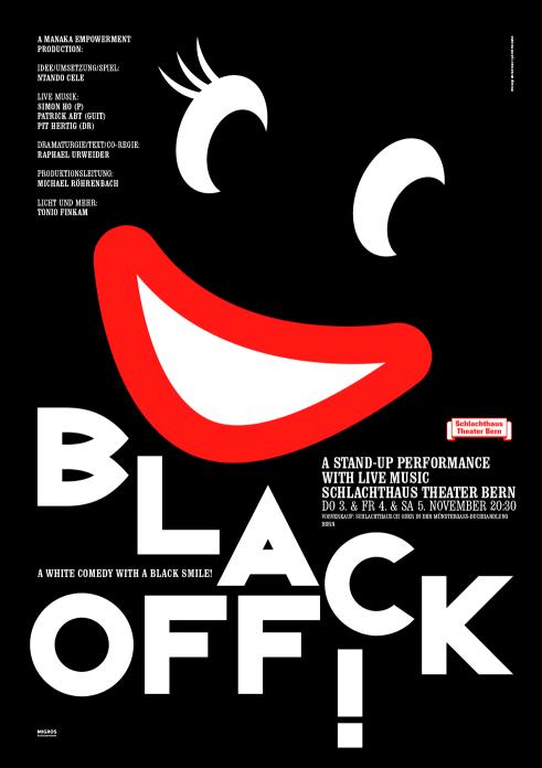 Black Off poster 2016