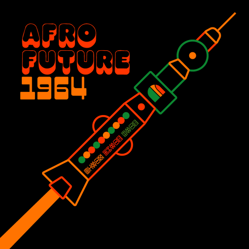 Zambian Afrofuture rocket