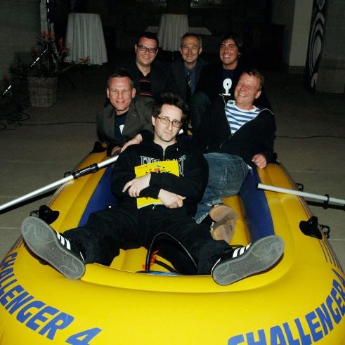 Berner Design Preis 2009 Challenger 4 rubber boat
