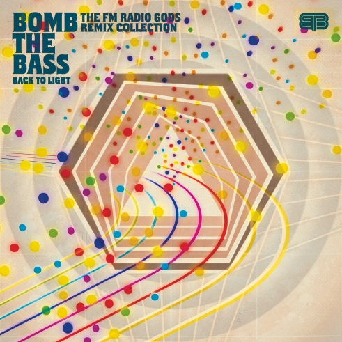 Bomb The Bass Back To Light Remix collection cover
