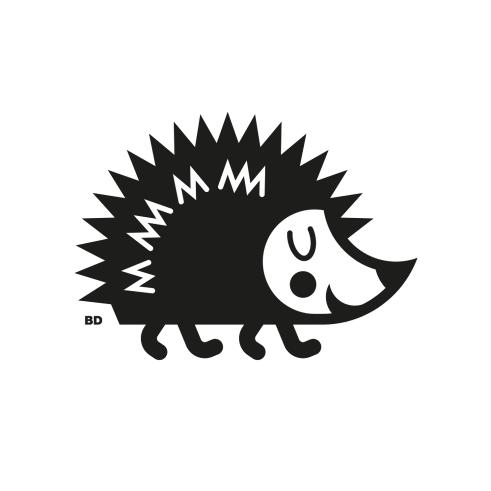 Terra Vecchia Animal Character Boris Igel