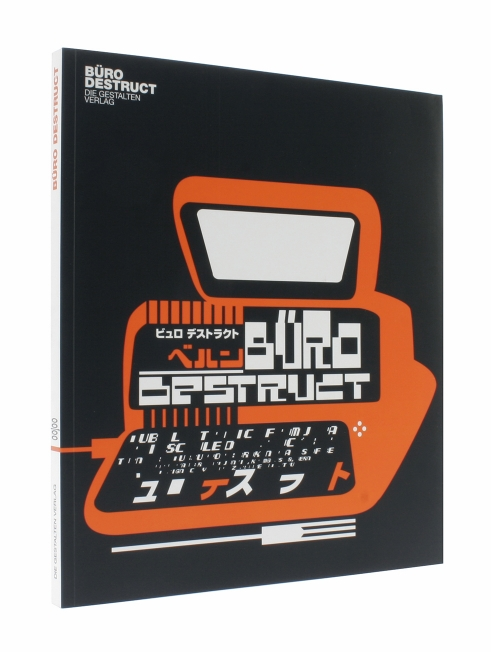 Büro Destruct Book Vol.1 cover