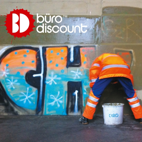 Büro Discount holy moment ad