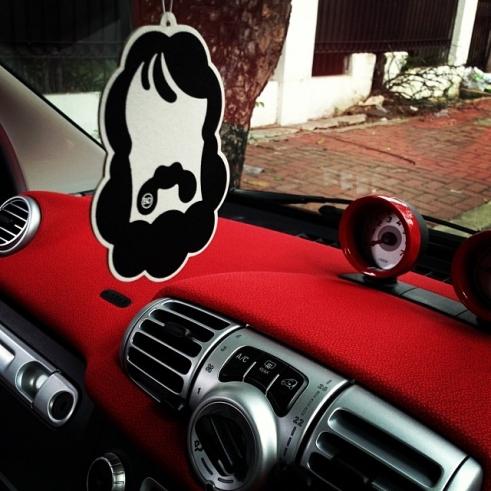 Car Perfume Beard