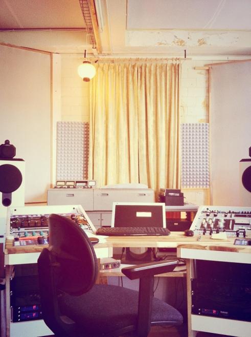 Centraldubs mastering studio