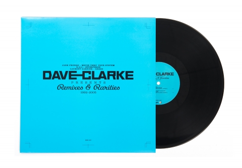 Dave Clark Remixes & Rarities maxi sleeve MM129C