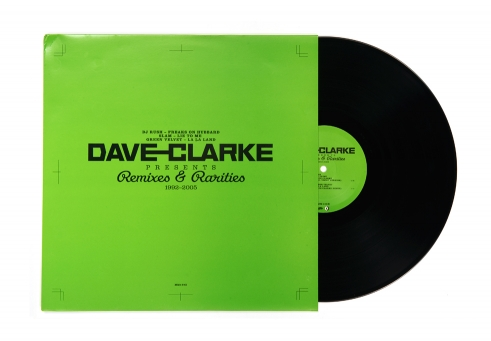 Dave Clark Remixes & Rarities maxi sleeve MM129B