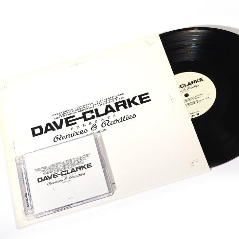 Dave Clark Remixes & Rarities