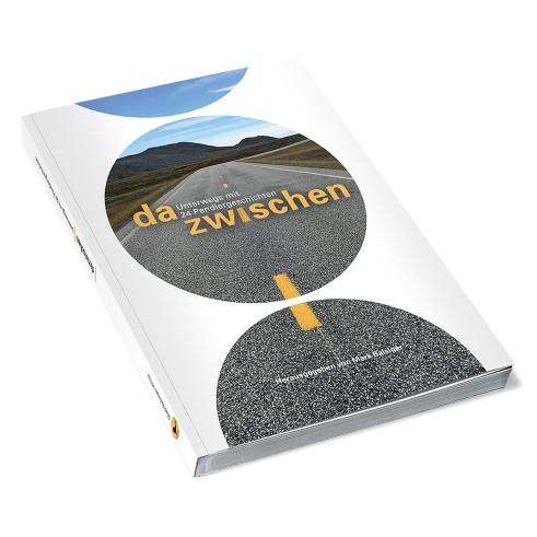 dazwischen book cover (oh my dear...)