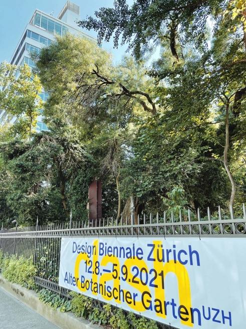 Design Biennale Zurich 2021