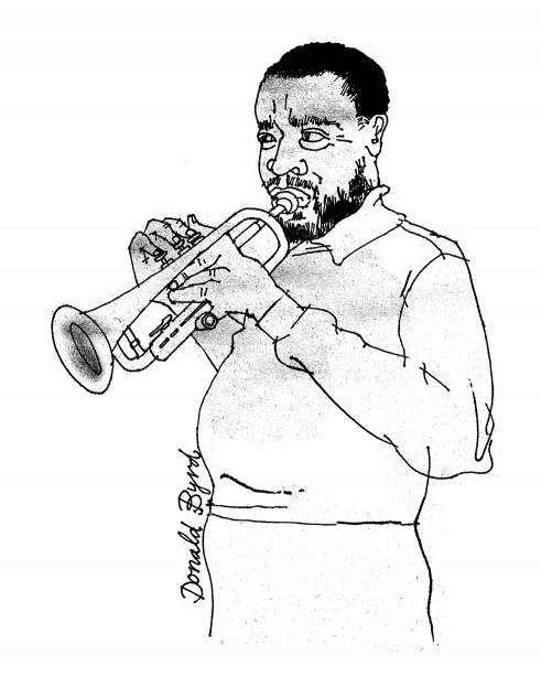 Donald Byrd illustration
