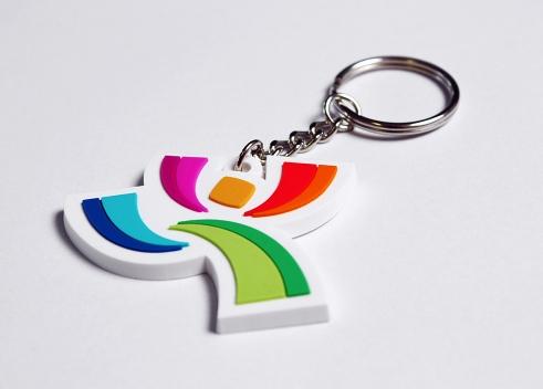 Eidgenössisches Turnfest 2013 keychain