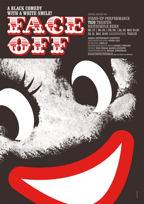 Face Off poster 2015