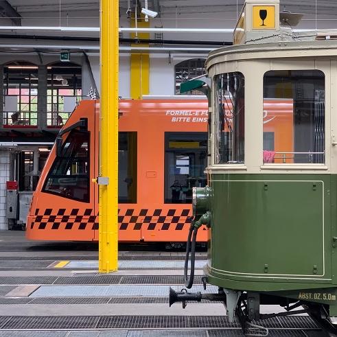 Formel ewb tram design