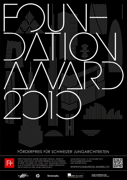 Foundation Award poster