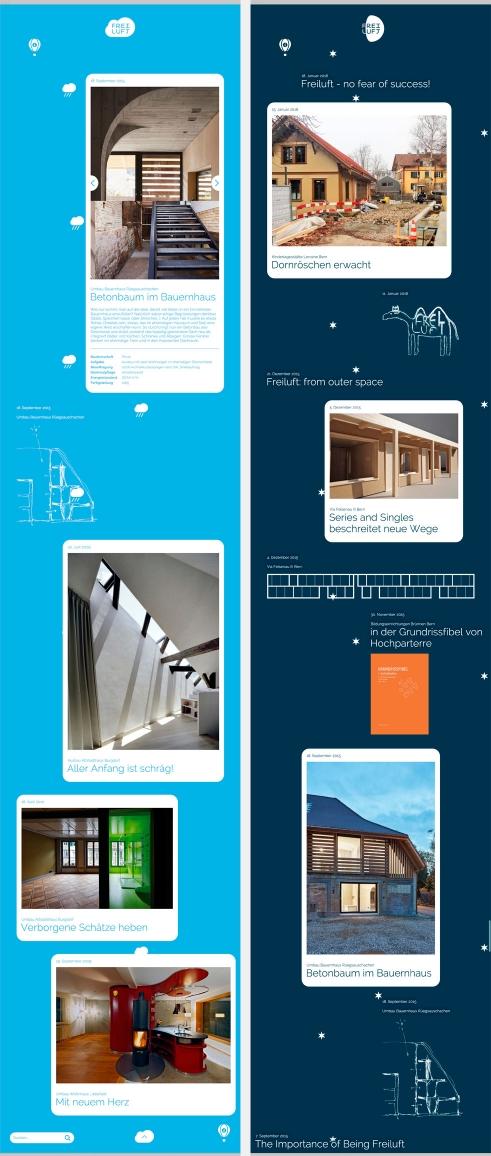Freiluft website