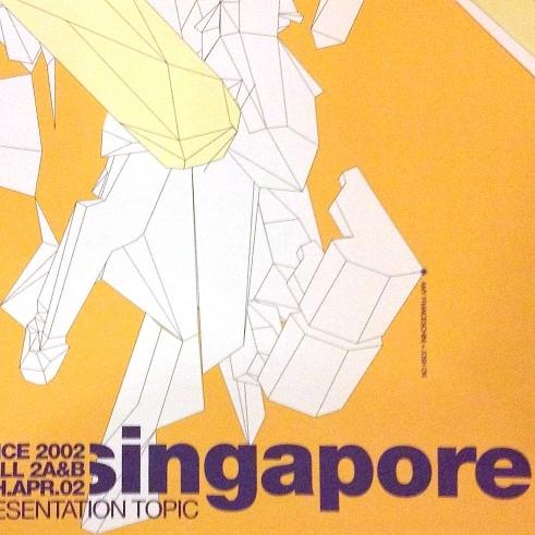 Fresh Conference 2002 Singapore identity
