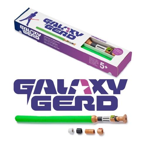 Galaxy Gerd Lightsaber wood toy