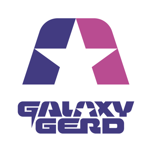 Galaxy Gerd logotype