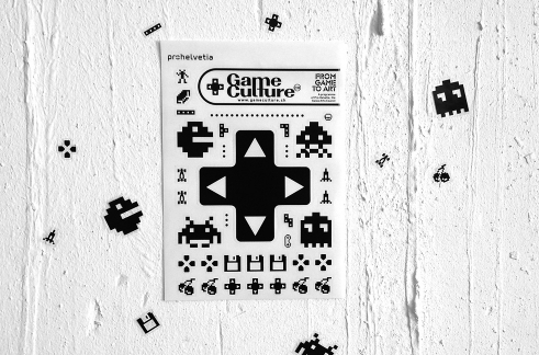 GameCulture sticker set