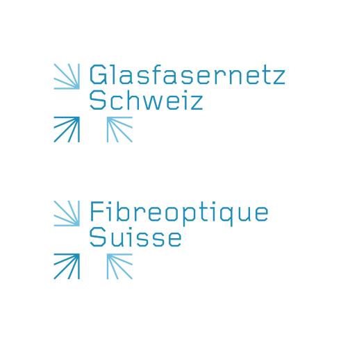 Glasfasernetz Schweiz logotype