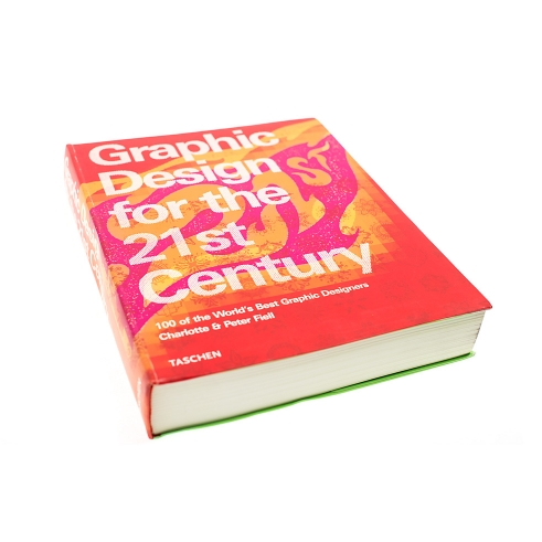 Graphic Design for the 21st Century book