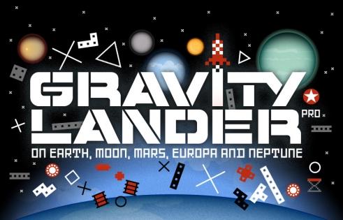 Gravity Lander Pro Game teaser