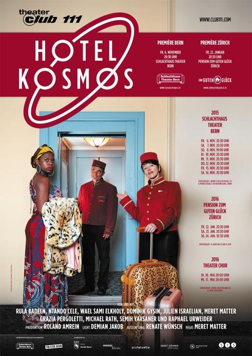 Hotel Kosmos poster