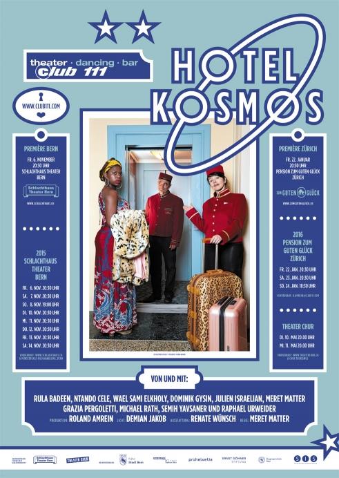 Hotel Kosmos poster directors cut